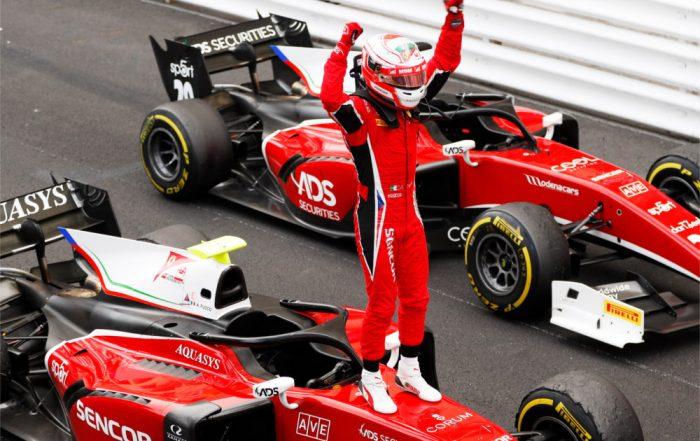 Antonio Fuoco (Charouz Racing System).Monaco (a)