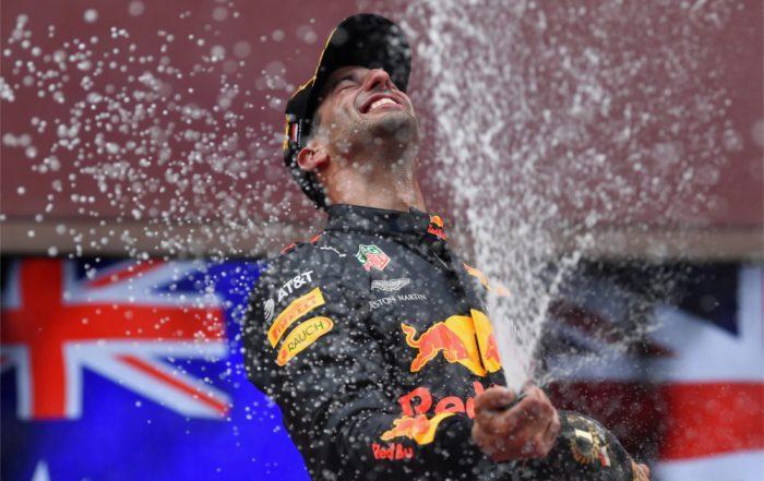 Daniel Ricciardo.Monaco GP 2018 (1) (a)