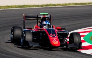Jake Hughes (ART Grand Prix) Spain (a)