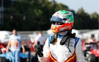 Leonardo Pulcini (Campos Racing) Spain (a)