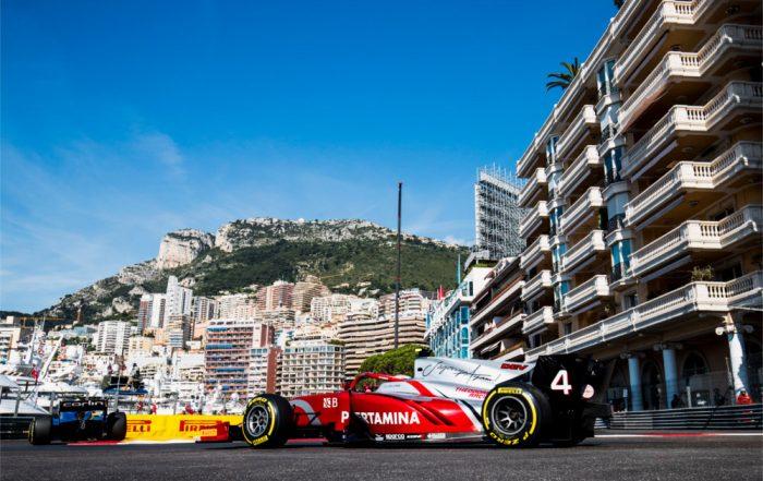 Nyck de Vries (PERTAMINA PREMA Theodore Racing) Monaco (a)