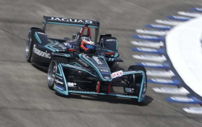 Panasonic Jaguar Racing.Berlin