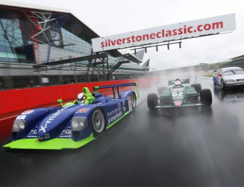 Stars and cars steal the show at Silverstone Classic Preview