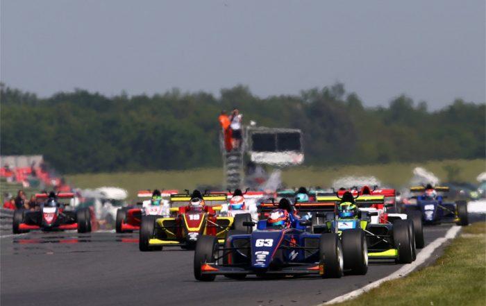 BRDC British F3 (a)