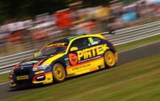 Pirtek Racing.Oulton Park