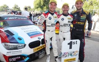 Team BMW.Oulton Park (1)