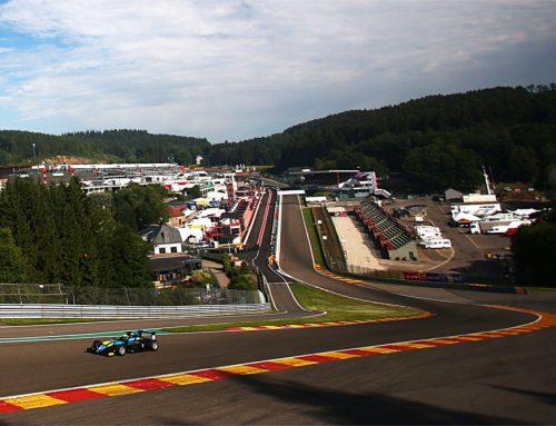 BRDC British F3 pack prepare for Belgian Spa weekend