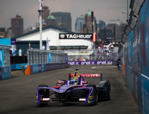 DS Virgin Racing cap off best ever Formula E season in New York