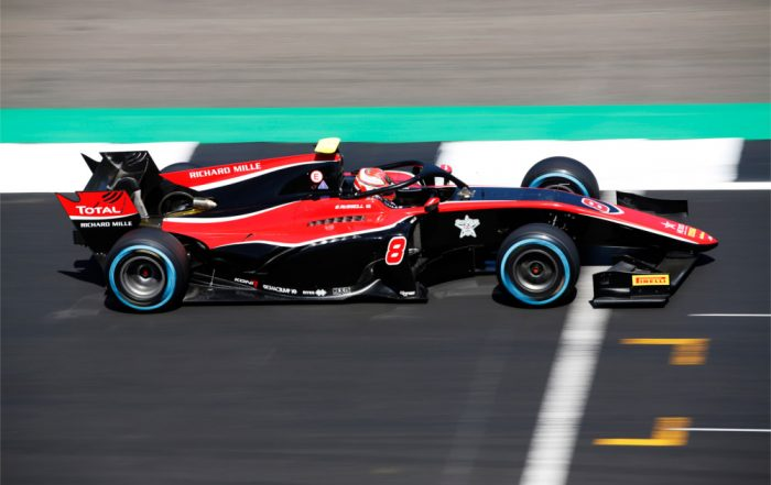 George Russell (ART Grand Prix).Silverstone (a)