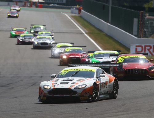 Davidson/Martin take GT3 victory whilst Macdonald/Mitchell fight to GT4 honours in British GT at Spa