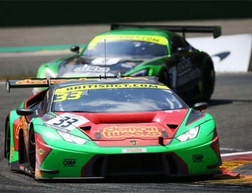 British GT titles on the line at Brands Hatch