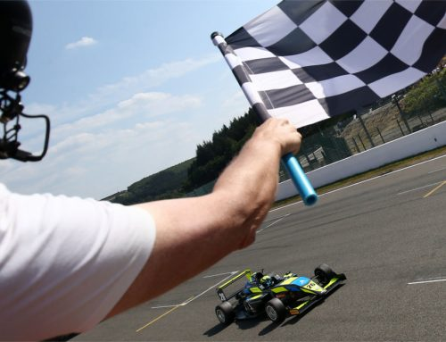 Linus Lundqvist doubles up with race three victory at Spa Francorchamps