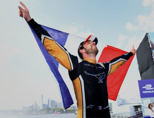 Champion Jean-Eric Vergne closes season in style with Audi securing team title in New York