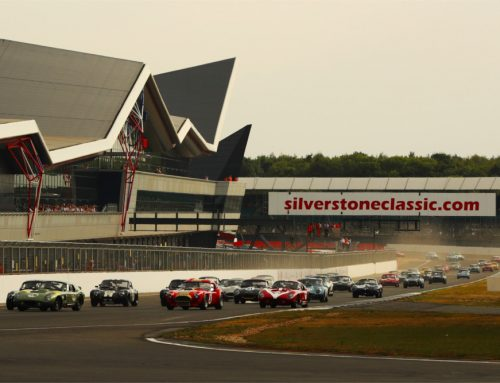 Stars shine on super Sunday as Silverstone Classic concludes