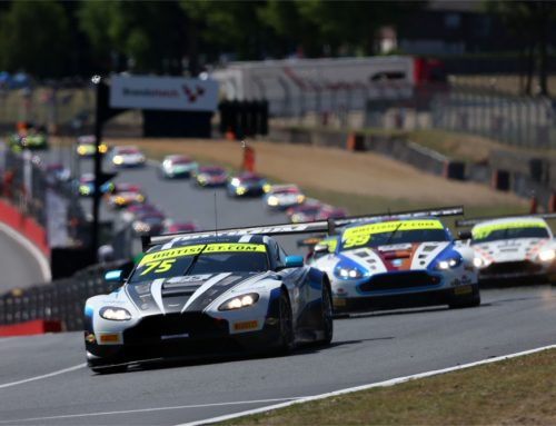 Optimum's unstoppable Aston Martin claims victory in British GT at Brands while Balfe McLaren wins GT4