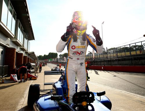 Jamie Caroline in command at Brands Hatch as Carlin supersub storms to victory