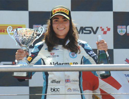 Jamie Chadwick creates history at Brands Hatch while Kjaergaard returns to winning ways