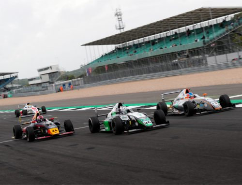 Keirn Jewiss Extends Championship Advantage On Dramatic Silverstone Weekend