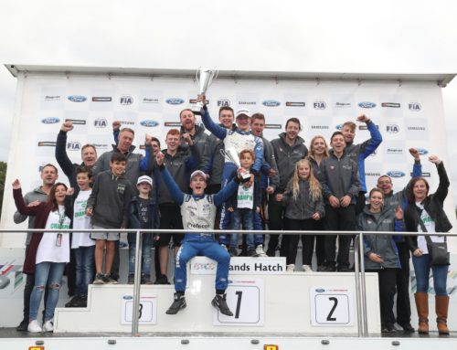 Jewiss, Doohan Secure Championship Honours As British F4 Season Concludes
