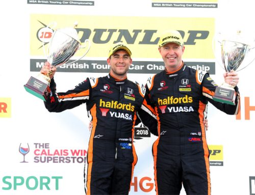 Honda storms to double 1-2 as Dan Cammish clinches first BTCC victories in supreme style