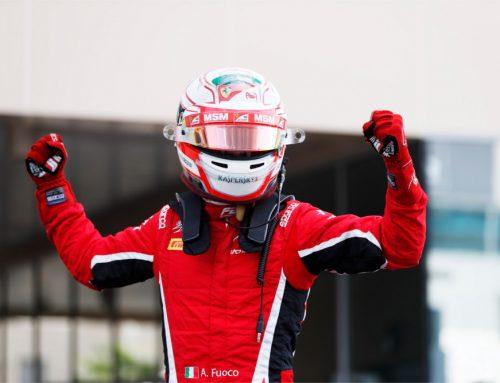 Antonio Fuoco dominates season closer