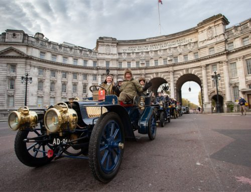 Veterans wow huge crowds on historic route to Brighton