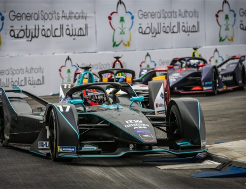 Race debut for HWA RACELAB in the ABB FIA Formula E in Diriyah