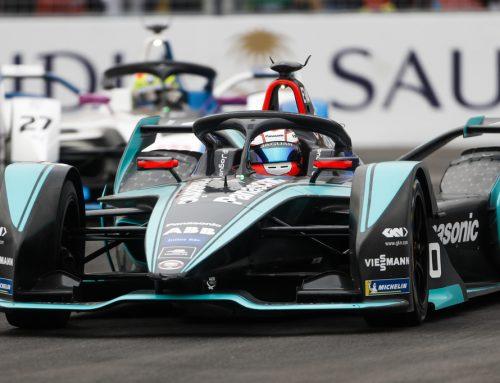 Double Points Finish for Panasonic Jaguar Racing To Start Formula E Season Five
