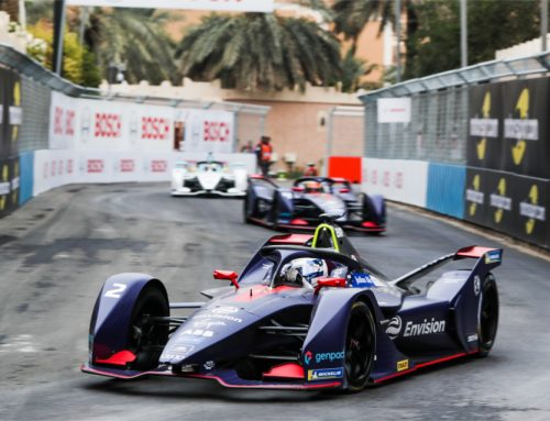 Challenging Season-Opener For Envision Virgin Racing In Chaotic Ad Diriyah E-Prix