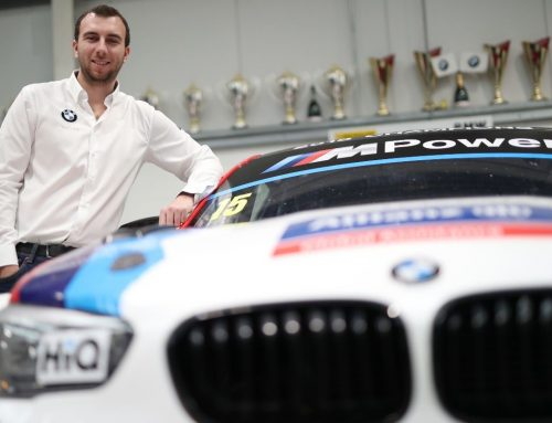 Tom Oliphant joins WSR for 2019 BTCC